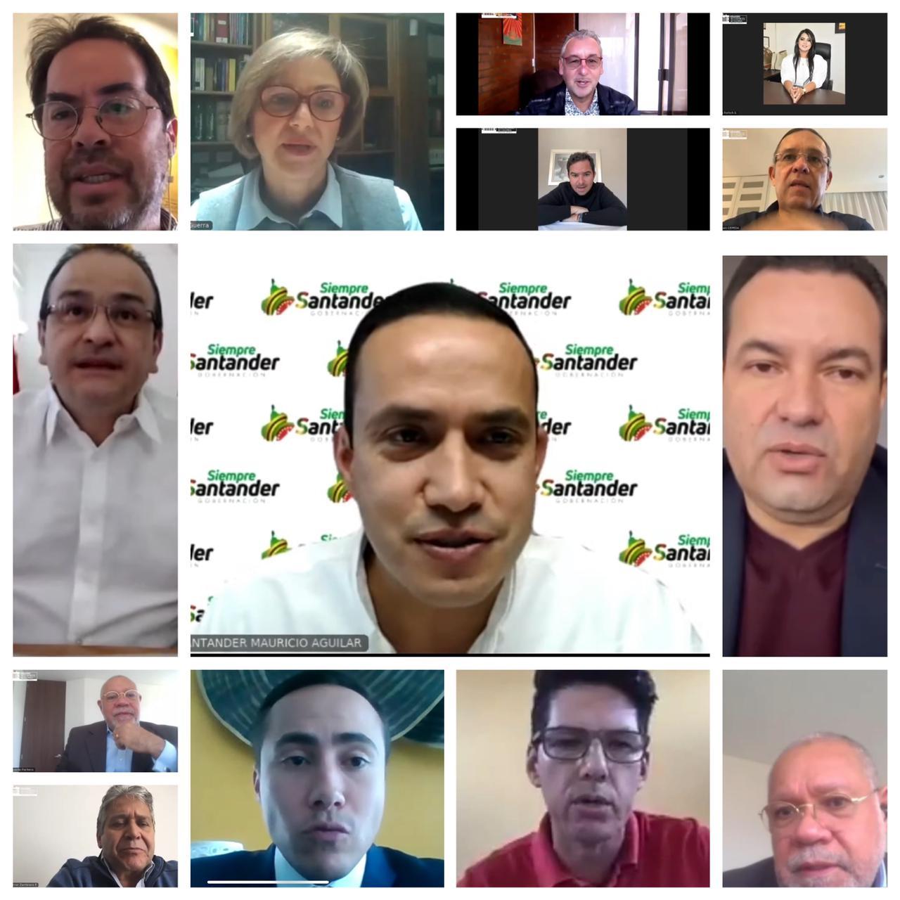 Collage RAP Santanderes