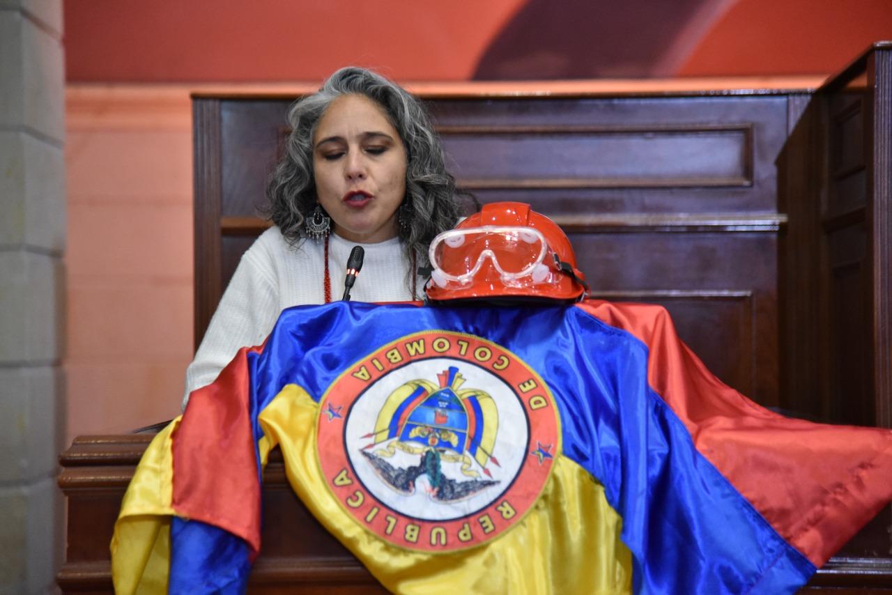 Repre Pizarro en Congreso Pleno