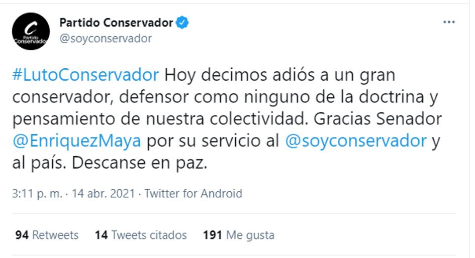 tuit conservador